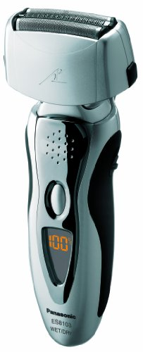 Panasonic ES8103S Arc3 Men's Electric Shaver Wet/Dry with Nanotech Blades, 3-Blade Cordless with Flexible Pivoting Head (Shavers Panasonic compare prices)