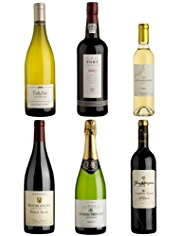 Wine for Every Course - Mixed Case of 6