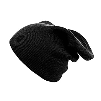 4sold new hats beanie plain black