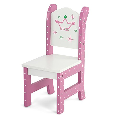 18 inch doll furniture fits american girl dolls 18 wish crown table and chairs 718122904662. Black Bedroom Furniture Sets. Home Design Ideas