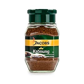 Jacob's Coffee Jacobs Kronung Instant, 7.05 oz, 2 ct (Quantity of 2)