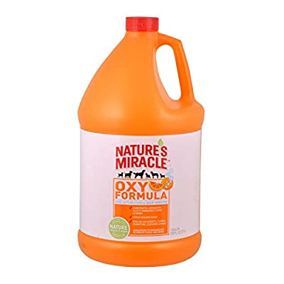 Nature's Miracle Stain & Odor Remover, Orange Oxy, Trigger Spray