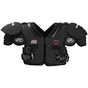 SGE4 RAWLINGS SIEGE SHOULDER PADS ADULT MEDIUM by Rawlings