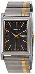 Timex Classics Analog Black Dial Mens Watch - L502