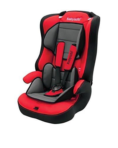 Babyauto Sillita De Seguridad Infantil Modelo Nico Grupo 1-2-3 Rojo