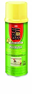 Great Stuff 11000714 12-Ounce Pest Block Sealant