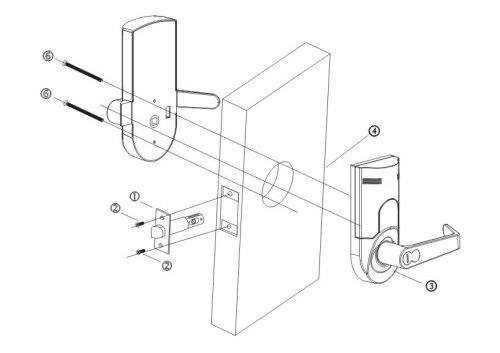 bio matic fingerprint door lock manual