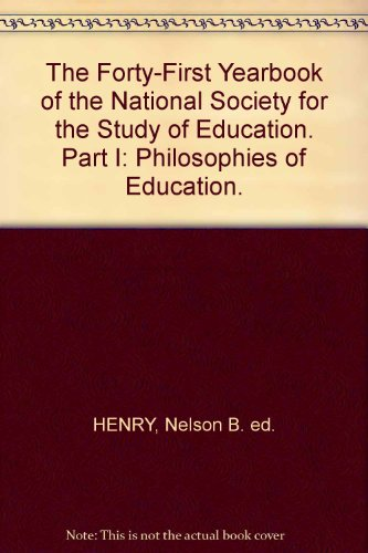 Individualizing Instruction; the Sixty-First Yearbook of the National Society for the Study of Education, Part I