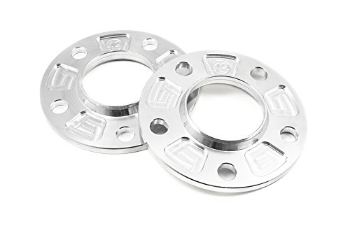42 Draft Designs Bmw 5X120 Wheel & Hubcentric Wheel Spacers (5Mm)
