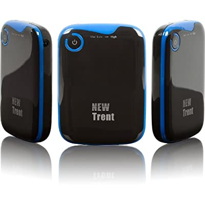 Trent iTorch IMP52D 5200mAh External Battery Charger for The iPad the 3rd Gen ipad, iPad2, iPhone 5 4S 4 3Gs 3G, iPod Touch (1G to 5G), Android (Samsung Galaxy Note S S2 S3, HTC Sensation EVO Thunderbolt, LG Optimus V), Blackberry (Bold curve Torch), Dro