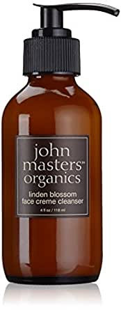 john masters organics Linden Blossom Face Creme Cleanser 118 ml