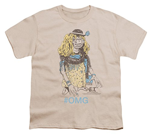 [Youth: E.T. - Dress Up Kids T-Shirt Size YL] (Alien Dress Up Ideas For Kids)