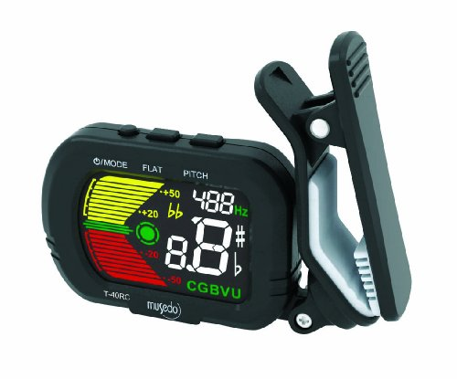 Musedo T-40Rc Clip-On Tuner