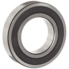 WJB 6200-2RS  Series Deep Groove Ball Bearing, Double Sealed, Metric