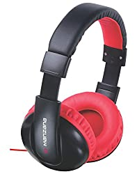 Manzana HangOn Noise Isolation Headphone with Mic & Volume Control