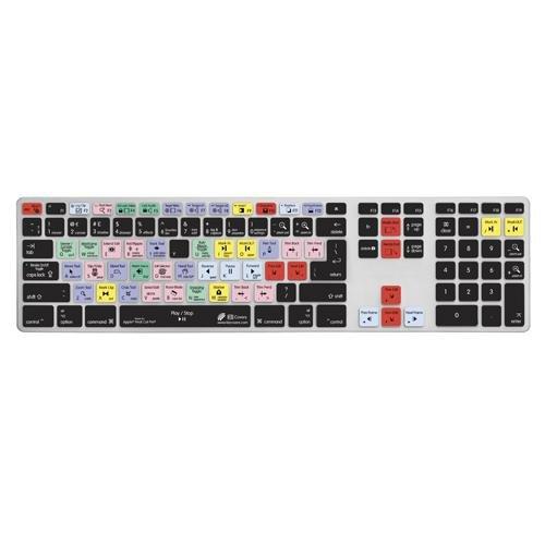 Y Final Cut Pro Cover For Apple Keyboard Numeric (Fc-Ak-Cc-2)