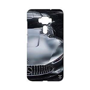 BLUEDIO Designer Printed Back case cover for Asus Zenfone 3 (ZE552KL) 5.5 Inch - G4346