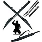Double Ninja Swords with Sheath