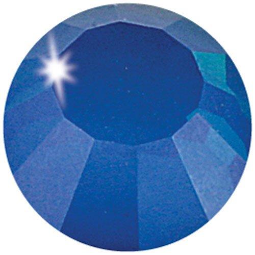 Swarovski HotFix Crystals~7mm White Opal Sky Blue~by the Gross