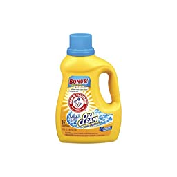 Oxiclean Concentrated Laundry Detergent Liquid