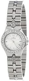 Invicta Womens 0132 Wildflower Collection Crystal Accented