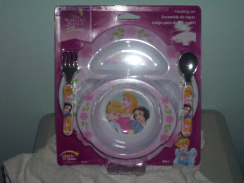 Disney Princess Feeding Set - 1