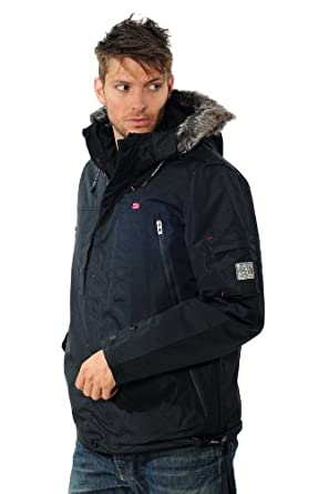 Geographical Norway - Parka Geographical Norway Cluses Noir-Taille - XXL