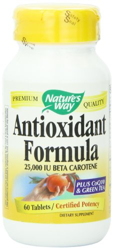 Nature's Way Antioxidant Formula, 60