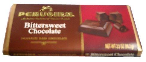 Perugina Bittersweet Chocolate, 3.5oz (99.2g)