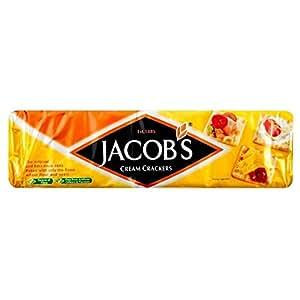 Jacob's Cream Crackers 300g: Amazon.co.uk: Grocery