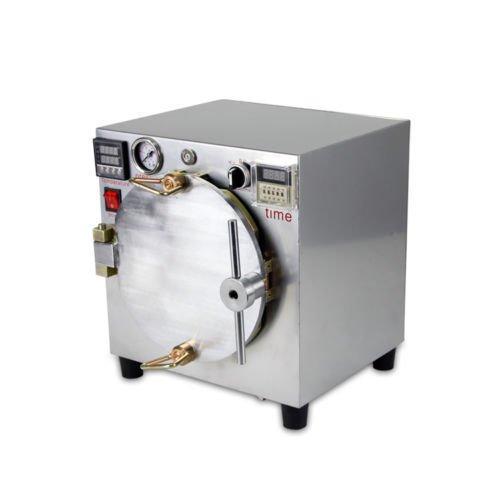 Hanheng Instrument Co. H&H 110V or 220V 0-0.8Mpa Mini High Pressure Autoclave OCA Adhesive Sticker LCD Bubble Remove Machine for Fix Touch Screen Glass Repair Refurbishment (Autoclave Machine compare prices)
