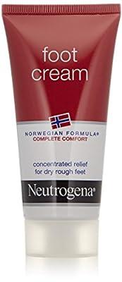 Neutrogena Norwegian Formula Foot Cream for Dry Rough Feet, 2 Ounce