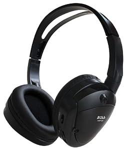 BOSS Audio HP12 Infrared Foldable Cordless Headphone