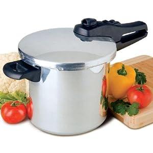 Sunbeam pressure cooker width=