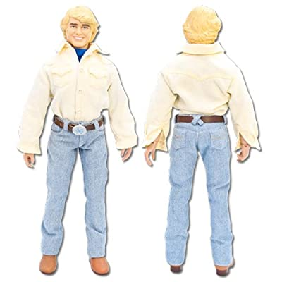 Dukes of Hazzard 12 Inch Action Figures Series 1: Set of all 4 Figures