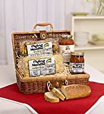 Pasta Bella Gourmet Gift Basket - Italian Pasta and Sauces