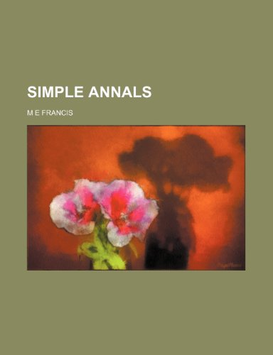 Simple annals