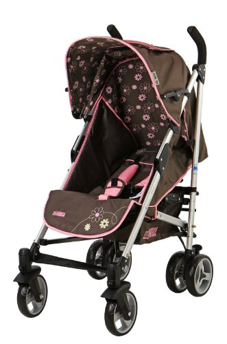 Dream On Me / Mia Moda Fiore Stroller, Browny Rose