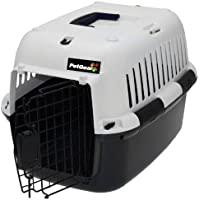 PetGear by Happy Pet Carrier, Regular, Black