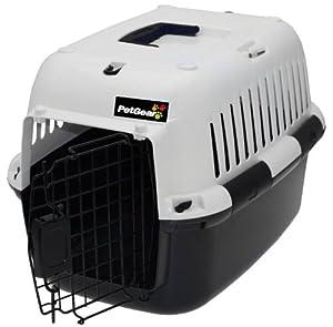 PetGear by Happy Pet Carrier, Regular, Black
