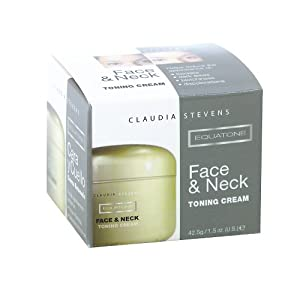 Amazon.com : Claudia Stevens Equatone Face & Neck Toning Cream Facial