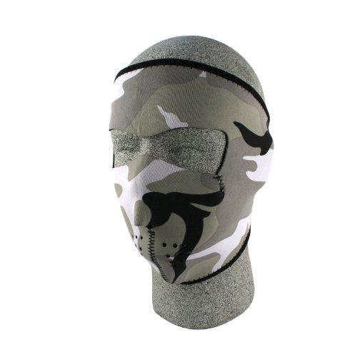 ZANheadgear Urban Camouflage Neoprene Face Mask