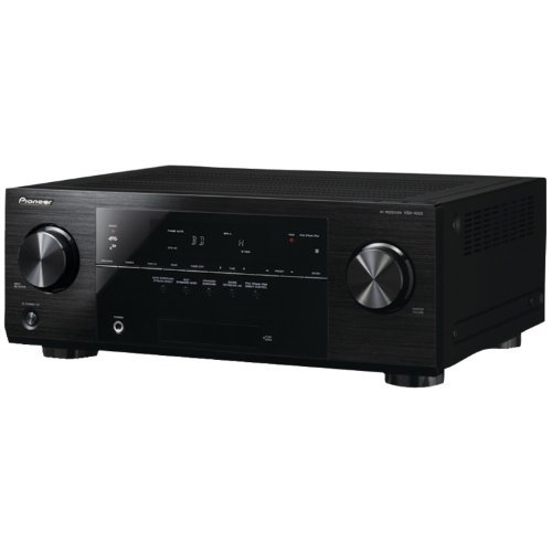 Pioneer VSX-1022-K 560W 7-Channel A/V Receiver, Network Ready, Pandora, iPod/iPhone, Black (Discontinued by Manufacturer)