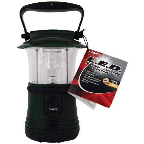 Dorcy 41-3103 LED Camping Flashlight Lantern