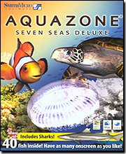 Seven Seas Deluxe Aquarium Screensaver & Game