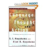 img - for Language in Thought and Action book / textbook / text book