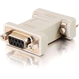 Cable 2 Go - C2g Serial Gender Changer Db-9 (F) Db-9 (F) \