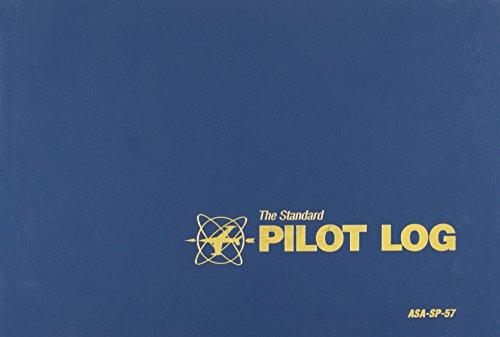 The Standard Pilot Log: Navy Blue