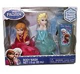 Disney Frozen Winter Berry Body Wash Gift Set, Anna & Elsa