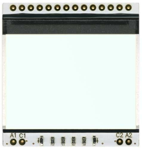 Lcd Graphic Display Modules & Accessories White Led Backlight For Dog-S Series (1 Piece)